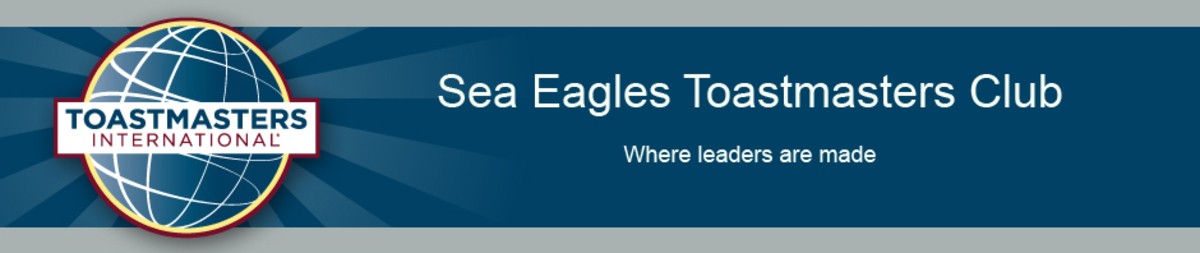 Sea Eagles Toastmasters